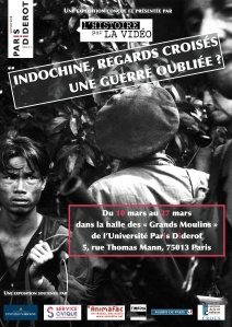 Affiche expo indochine A2